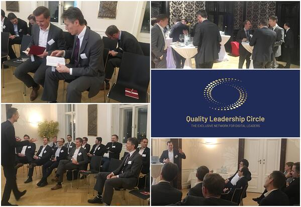 Discussing challenges in adopting cloud strategy – Quality Leadership Circle