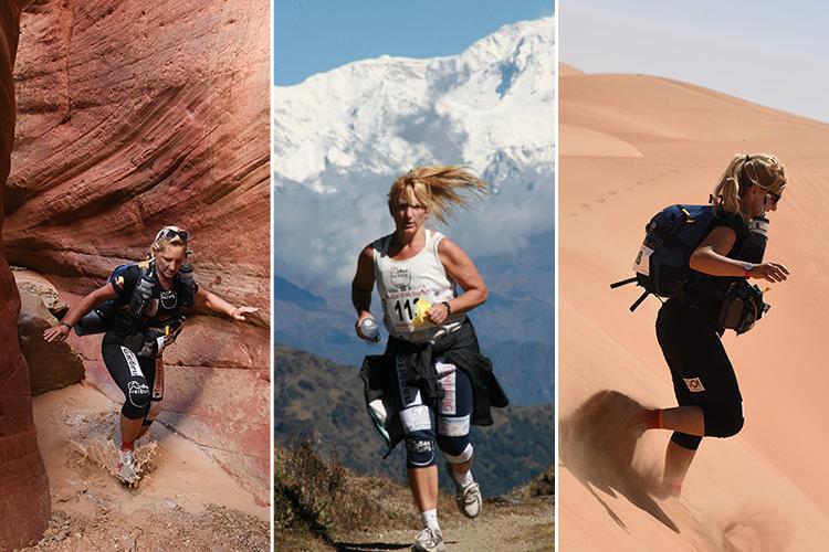 Brigid in ultramarathons