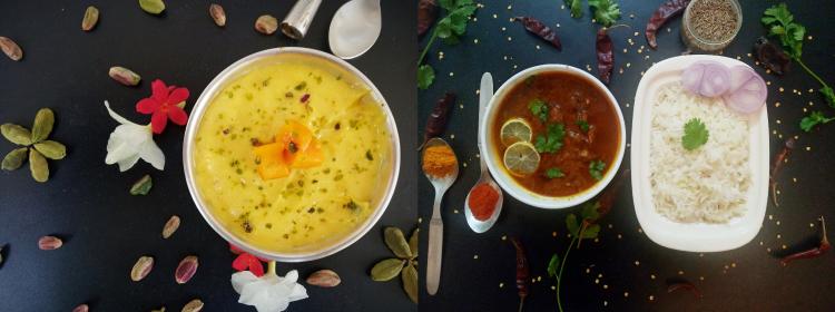 Mango Shrikhand and Rajma to beat the blues - Bonding over food – Nagarro