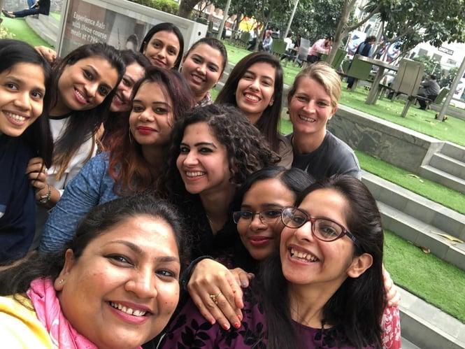 Mktg Ladies India