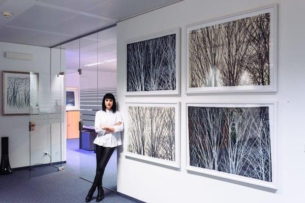 Nagarro Art Forum_ Corporate initiative- EviSchartner