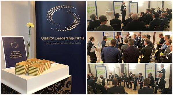 Enterprise Agility – Discussions in Quality Leadership Circle