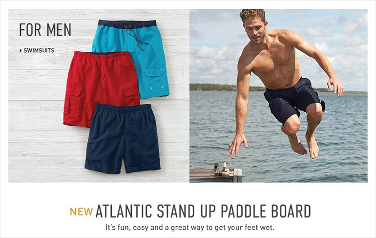 atlantic stand up paddle board