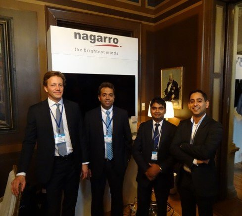 Nagarro Sponsored the Salesforce Customer Company Tour for Nordic Region