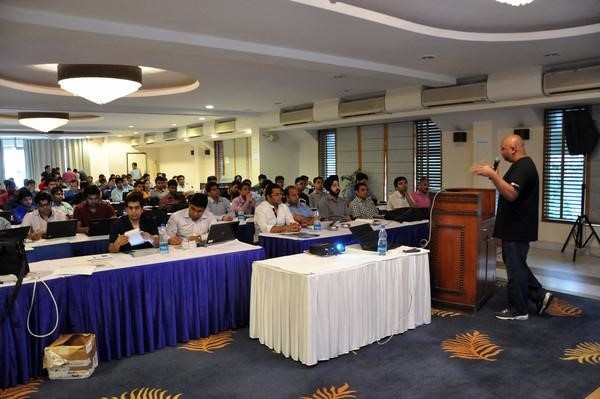"""Nagarro team attends """"Salesforce1 Developer Week"""" in Gurgaon"""
