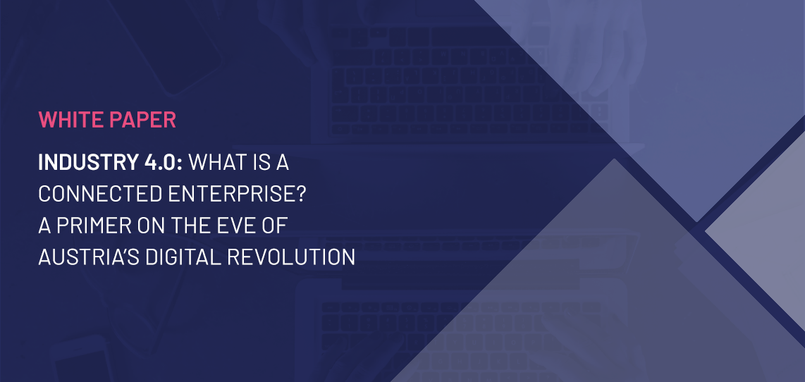 What is a Connected Enterprise: A primer on the eve of Austria's digital revolution