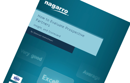How to Evaluate Prospective Partners for Software Product Development