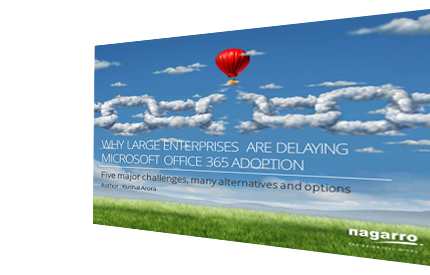 Why Enterprises are Delaying Microsoft Office 365 Adoption