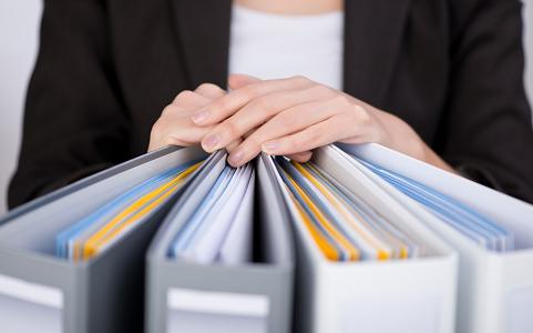 Document and record management | ECM | Services | Nagarro