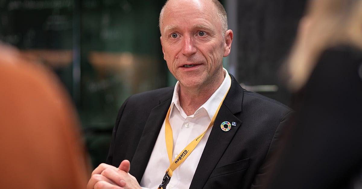 Thorkil Sonne, Founder, Specialisterne