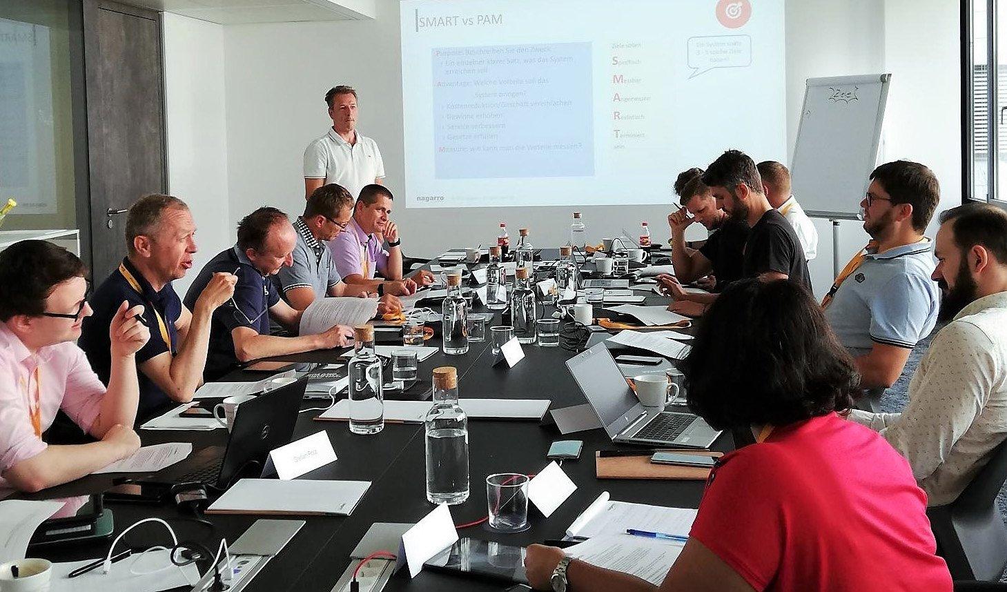 Training und Coaching | Dienstleistungen | Nagarro