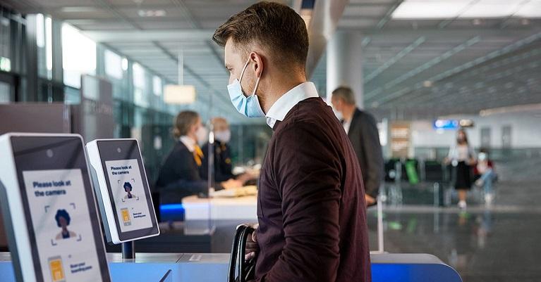 Biometric Check-In_Star Alliance_mobile
