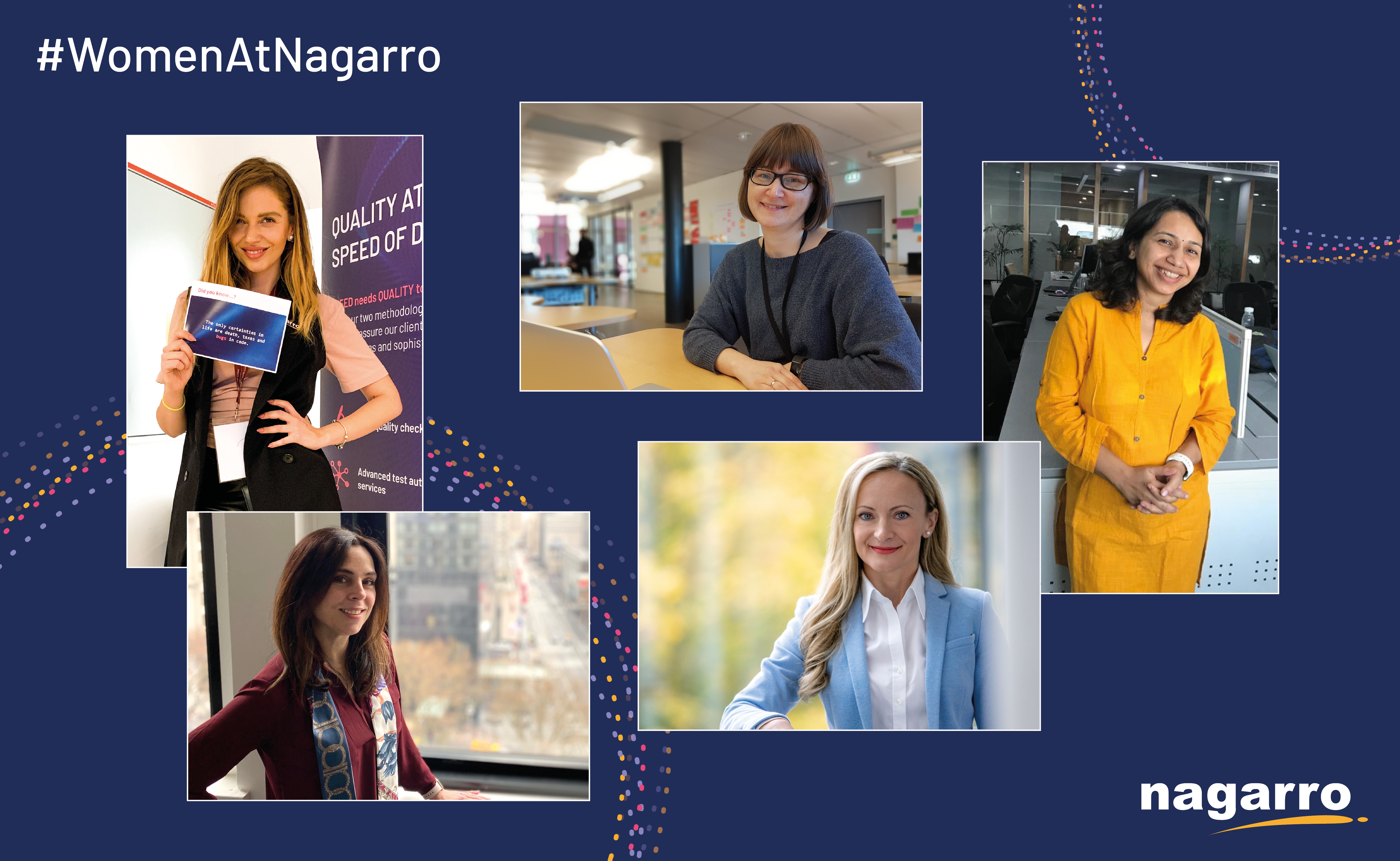 Women At Nagarro