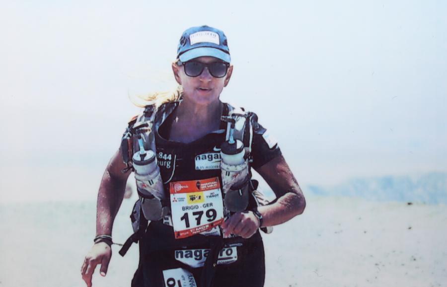 Brigid Wefelnberg_Nagarro Ultra Marathoner Nagarro