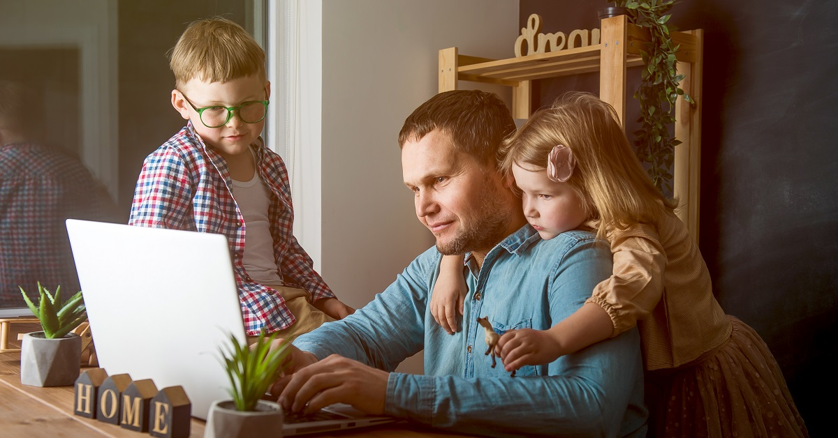 Working From Home With Kids 4 Parents Share Their Quarantine Stories