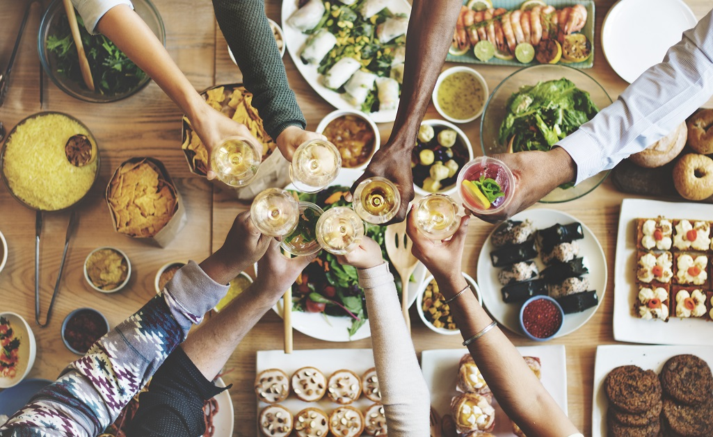 Bonding over food - Nagarro