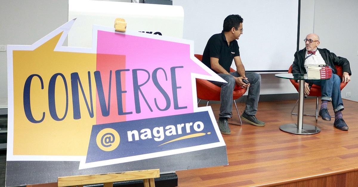 Converse@Nagarro: Let's not just listen, let's Converse!