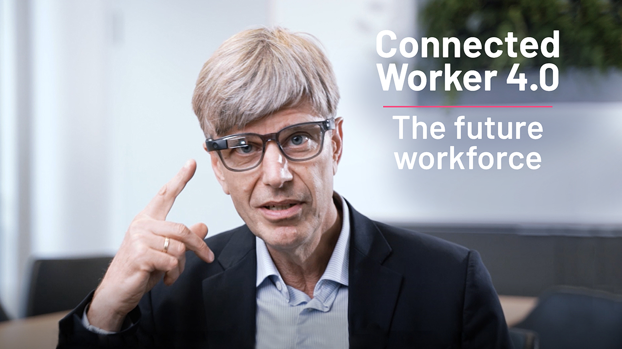 Connected Worker 4.0 - The future workforce, Michel Dorochevsky, Nagarro