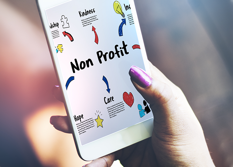 How can nonprofits implement a mobile strategy and go mobile