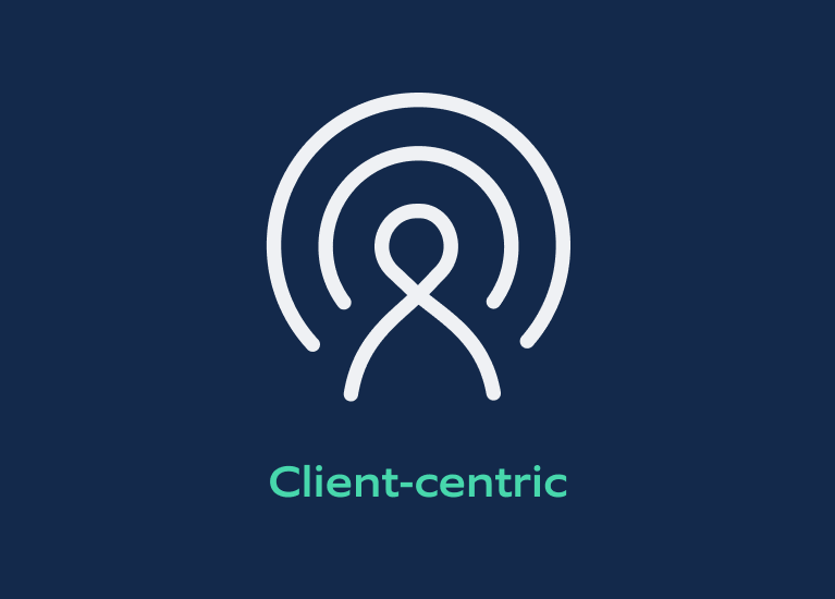Culture at Nagarro_CARING_Client Centric-Briggs