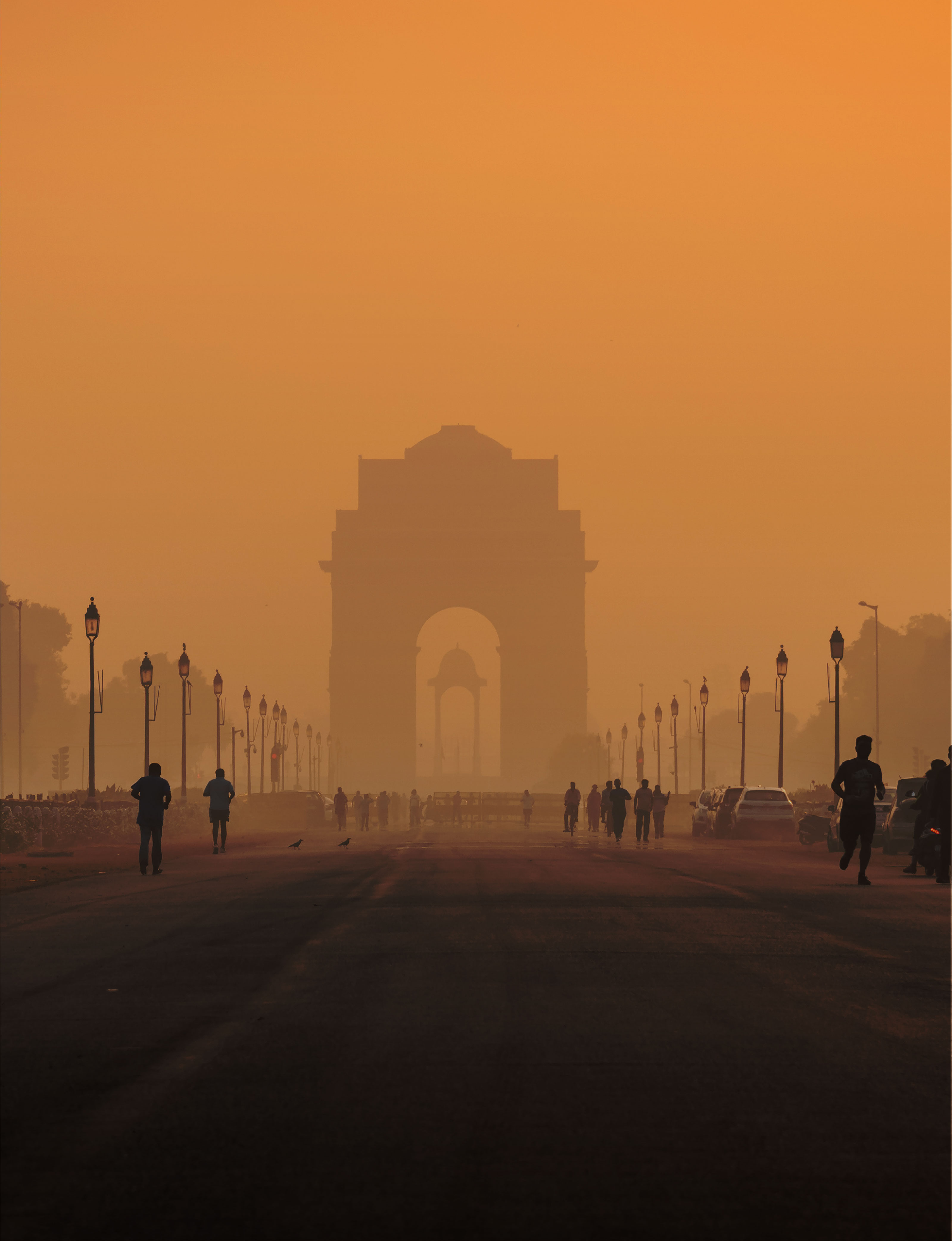 Analyzing pollution levels in Delhi NCR during the COVID-19 lockdown