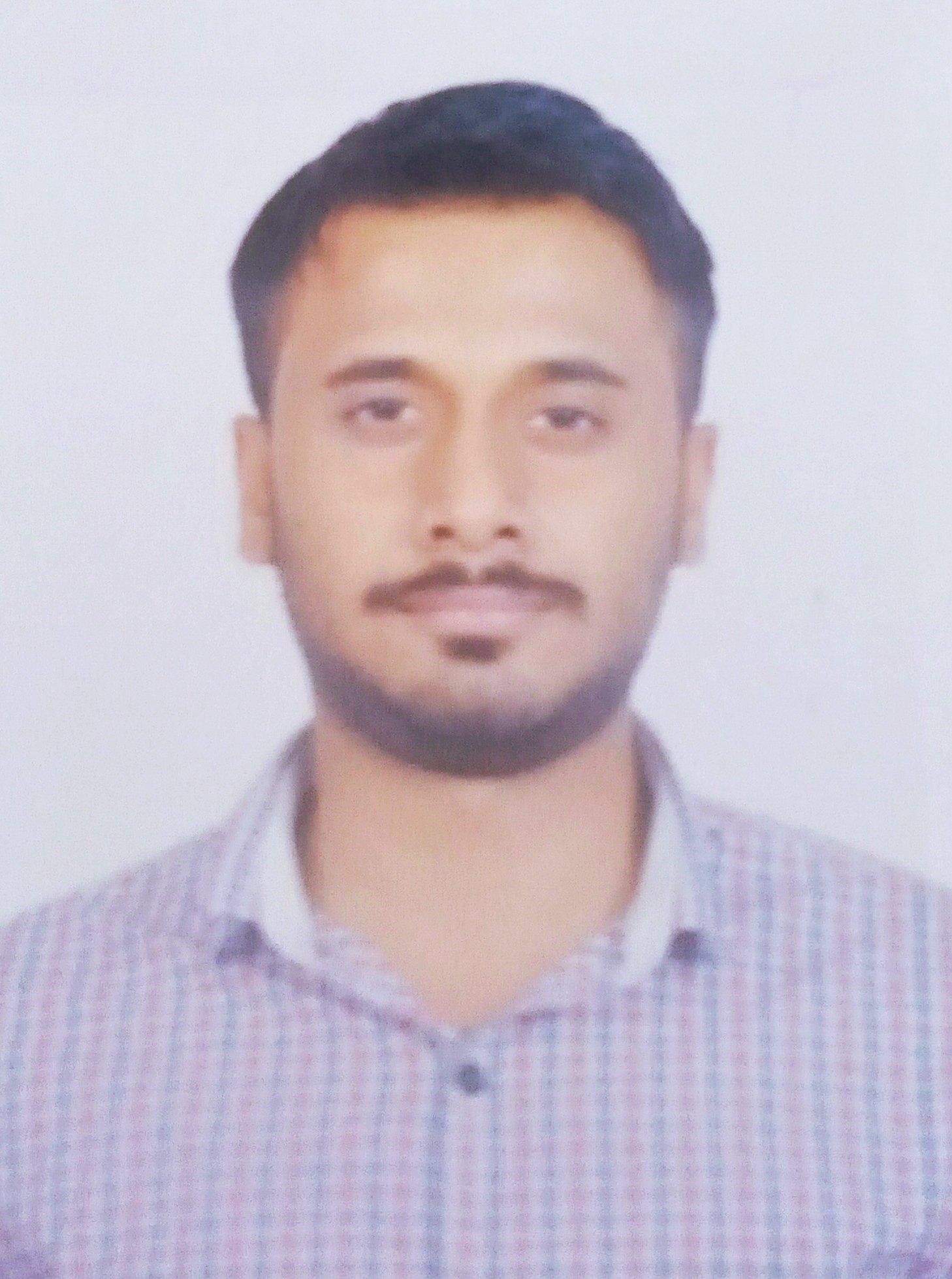 Mrityunjoy Chowdhury
