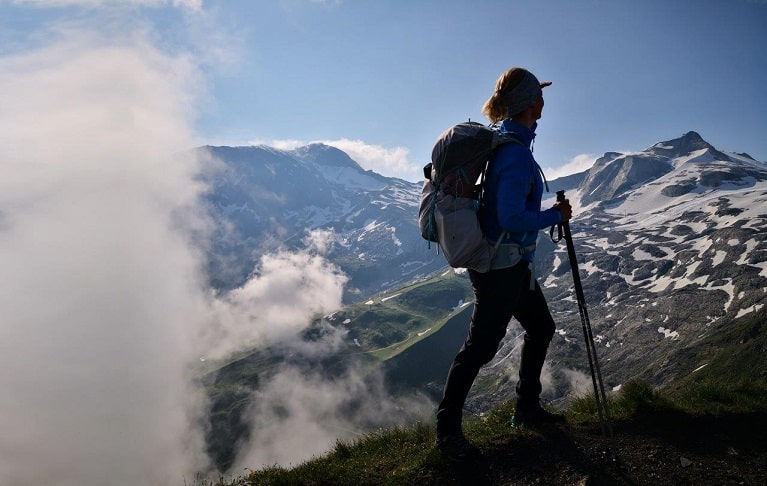 NagarriansAtPlay – hiking across alps with Vera Reichlin-Meldegg