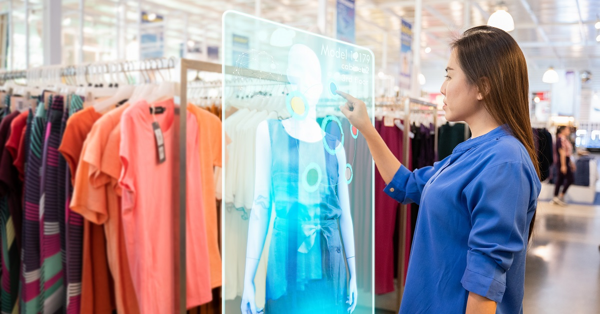 Reimagining retail commerce