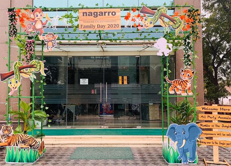 Nagarro celebrates family day 2020