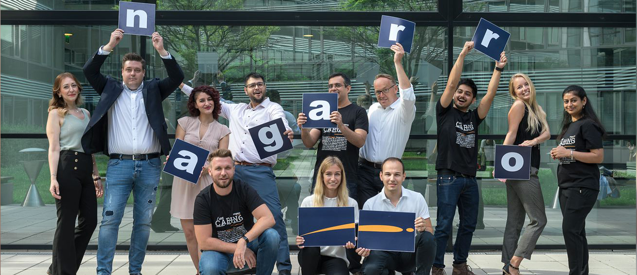 Nagarro Holding and iQuest Group join forces in Romania