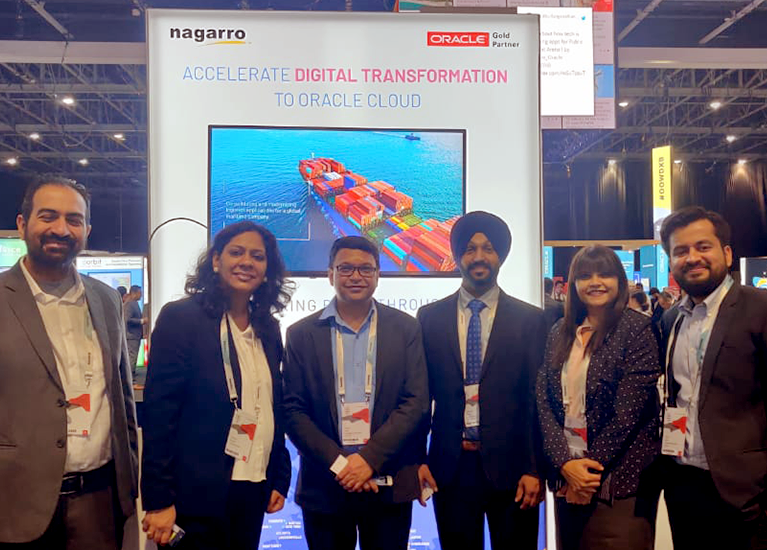 Nagarro at Oracle OpenWorld Middle East