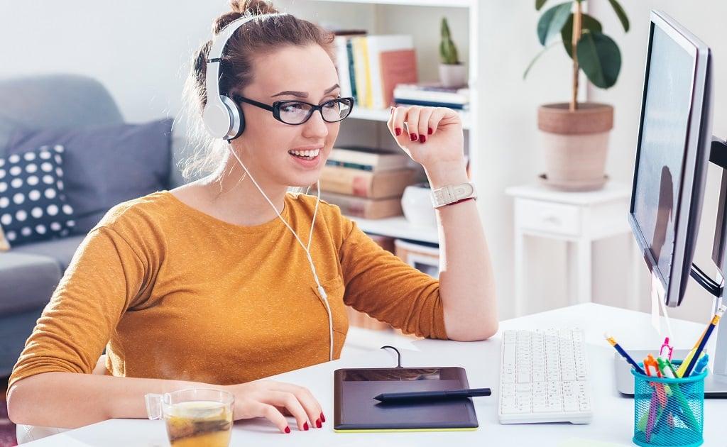 Effektives Homeoffice: Tipps für Produktivität und virtuelle Meetings