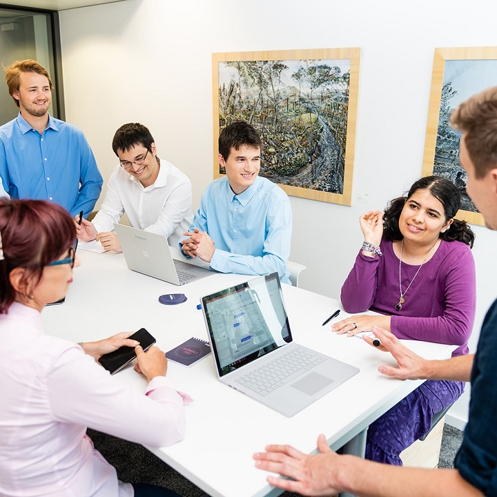 Vielfalt am Arbeitsplatz - Unterstützung von Menschen mit Autismus durch Ausbildung im Softwaretest