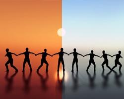 Socially transforming the enterprise