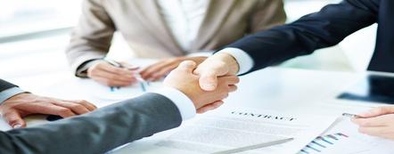 Gilt der Handschlag-Deal noch