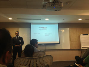 Nagarro team presented Seamless Sign On paper at SAP Insider Track event