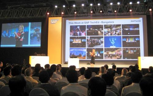 Nagarro Team attends SAP TechED 2013