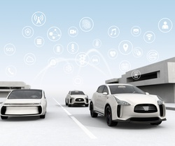 Future vision: Digitization in the automotive industry