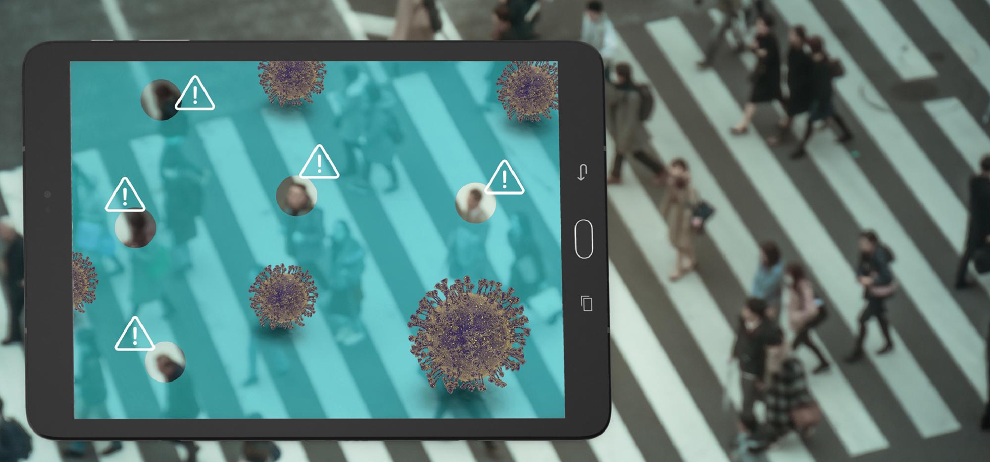 Nagarro develops AI powered solutions to mitigate COVID19 risks
