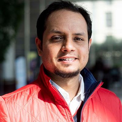 Raveesh Shrivastava