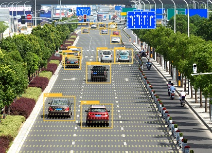Traffic and pedestrian detection_1
