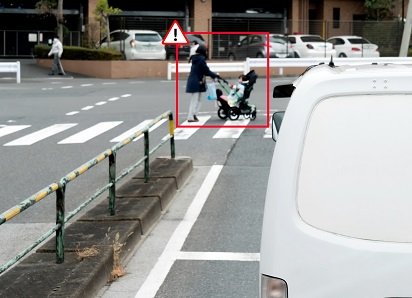 Traffic and pedestrian detection_2
