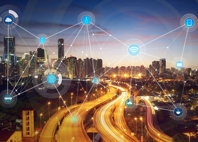SMART CITIES: Powered by Technology